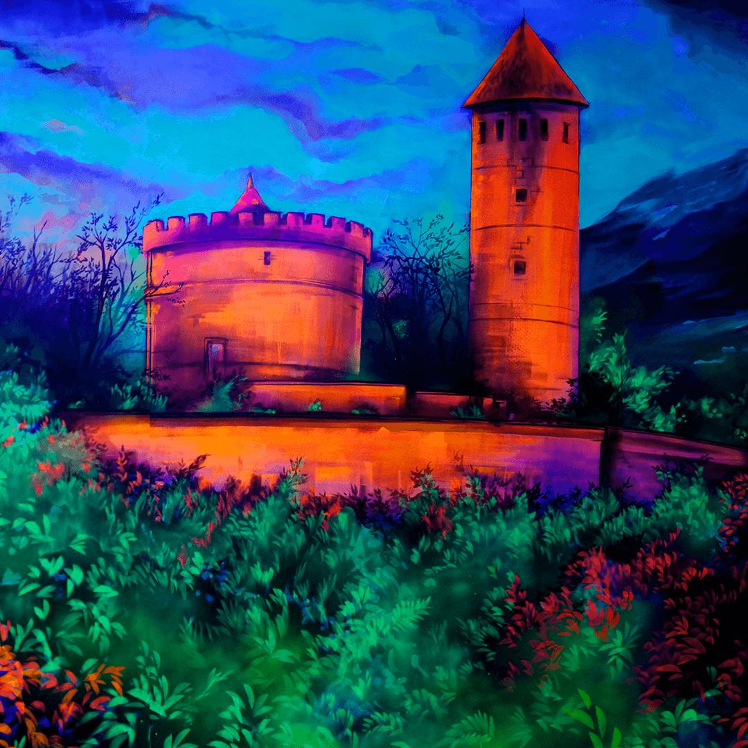 Plesse Burg Bovenden